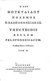 Bellum Peloponnesiacum: Τόμος 6