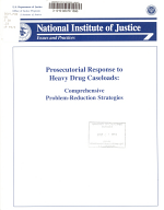 Prosecutorial Response to Heavy Drug Caseloads PDF