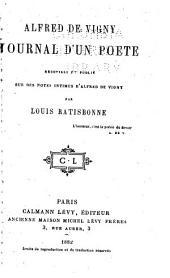 Journal d'un poète