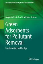 Green Adsorbents for Pollutant Removal