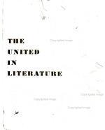the United States Literature  PDF
