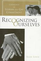 Recognizing Ourselves PDF