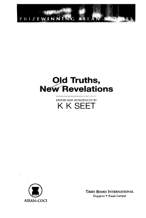 Old Truths  New Revelations