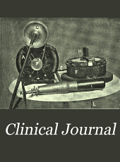 Clinical Journal: Volume 13