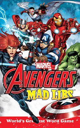 Marvel s Avengers Mad Libs PDF