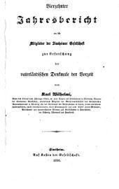 Jahresbericht an die Mitglieder der Sinsheimer Gesellschaft zur Erforschung der Vaterländischen Denkmale der Vorzeit: Band 14
