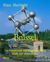 Brüssel: Die Hauptstadt von Belgien und EU Stadt, mit vielen Fotos!