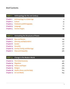Cultural Anthropology A Toolkit for a Global Age PDF