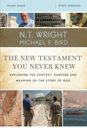 The New Testament You Never Knew Study Guide PDF