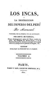 Los incas, ó La destruccion del imperio del Perú: Volumen 2