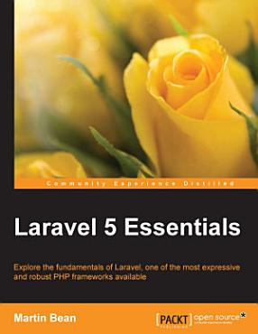 Laravel 5 Essentials PDF