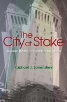 The City at Stake PDF