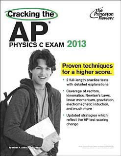 Cracking the AP Physics C Exam Book