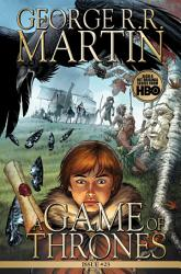 A Game Of Thrones Comic Book Issue 23 Book PDF