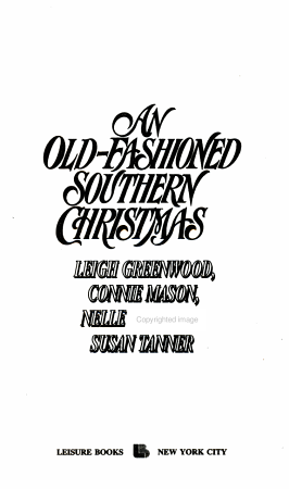 An Old Fashioned Southern Christmas PDF