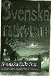Svenska folkvisor: Volym 3