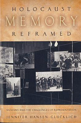 Holocaust Memory Reframed PDF