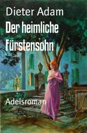 Der heimliche Fürstensohn: Adelsroman