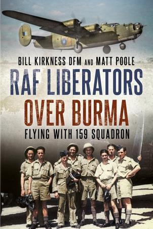 RAF Liberators Over Burma PDF