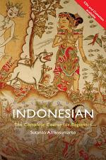 Colloquial Indonesian (eBook And MP3 Pack)