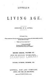 Living Age ...: Volume 39