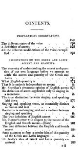 A Key to the Classical Pronunciation of Greek, Latin, and Scripture Proper Names: In which the Words are Accented and Divided Into Syllables Exactly as They Ought to be Pronounced, According to Rules Drawn from Analogy and the Best Usage. To which are Added Terminational Vocabularies of Greek, Hebrew, and Latin Proper Names ...