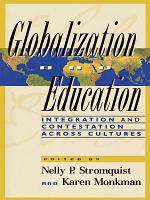 Globalization and Education PDF
