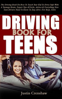 Driving Book for Teens