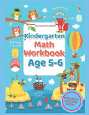 Kindergarten Math Workbooks Age 5 6 PDF