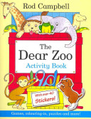 Dear Zoo Activity Book Book PDF