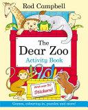 Dear Zoo Activity Book Book