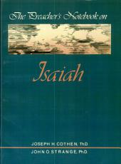 The Preacher s Notebook on Isaiah PDF