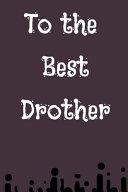 To the Best Brother PDF