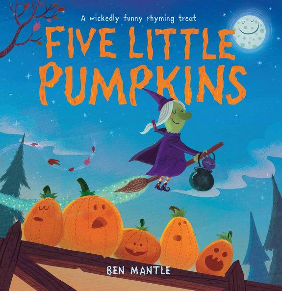 Five Little Pumpkins (Read Aloud)