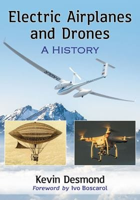 Electric Airplanes and Drones