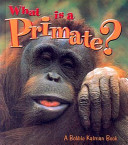 What Is a Primate  PDF