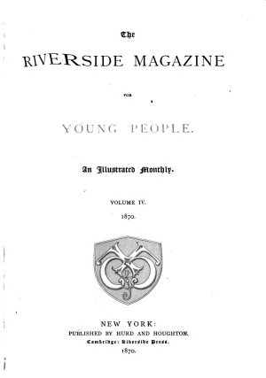 The Riverside Magazine for Young People