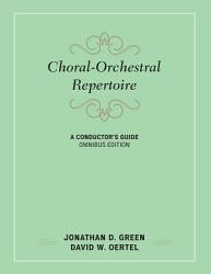 Choral Orchestral Repertoire PDF