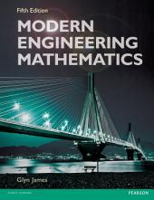 Modern Engineering Mathematics: Edition 5