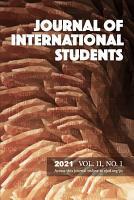 Journal of International Students  2021 Vol  11 No  1 PDF