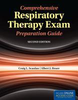 Comprehensive Respiratory Therapy Exam Preparation Guide  book  PDF