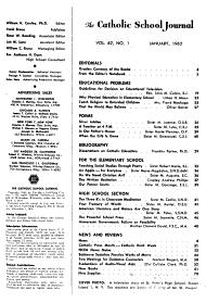 Catholic School Journal PDF