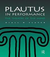 Plautus in Performance PDF