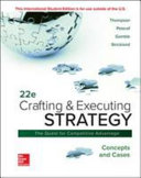 ISE Crafting   Executing Strategy  Concepts and Cases