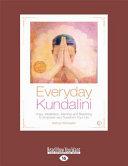 Everyday Kundalini Book PDF
