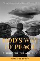 God s way of peace  A Book for the Anxious PDF