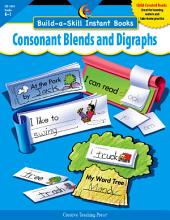 Build-a-Skill Instant Books: Consonant Blends and Digraphs, eBook
