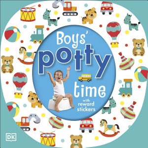 Boys  Potty Time Book