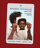 Abnormal Psychology and Life  A Dimensional Approach PDF