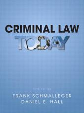 Criminal Law Today: Edition 5